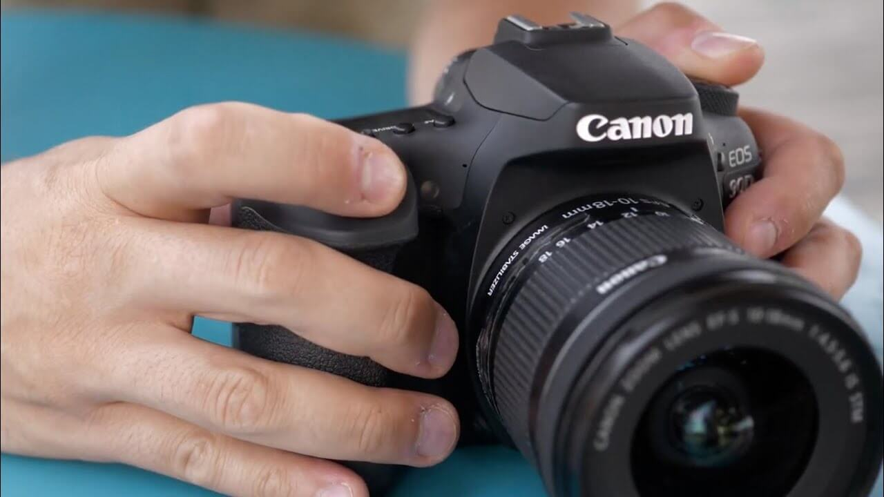 Canon EOS D60