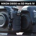 Canon EOS 5D Mark IV Vs Nikon D850 reveiw
