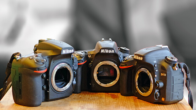 Nikon Dslr