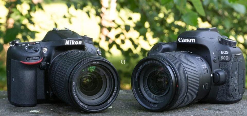 NIkon vs Canon