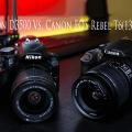 Nikon D3500 Vs. Canon EOS Rebel T6