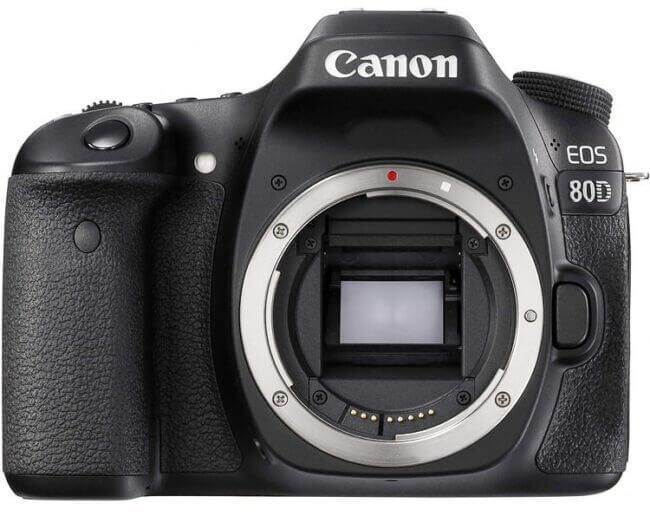 Canon EOS 80D Vs. Canon EOS 70D Body Reviews