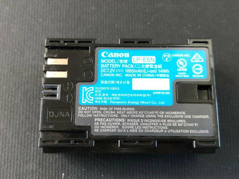 Canon EOS 80D Vs. Canon EOS 70D Battery Reviews