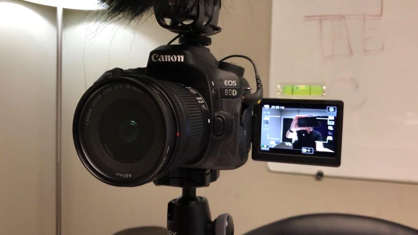 Canon EOS 80D Vs. Canon EOS 70D Features