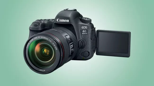 EOS 6D Mark II Features